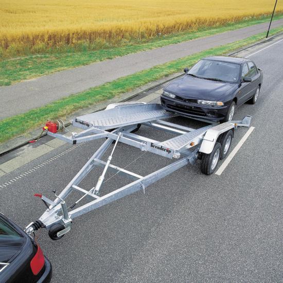 Прицеп для перевозки авто